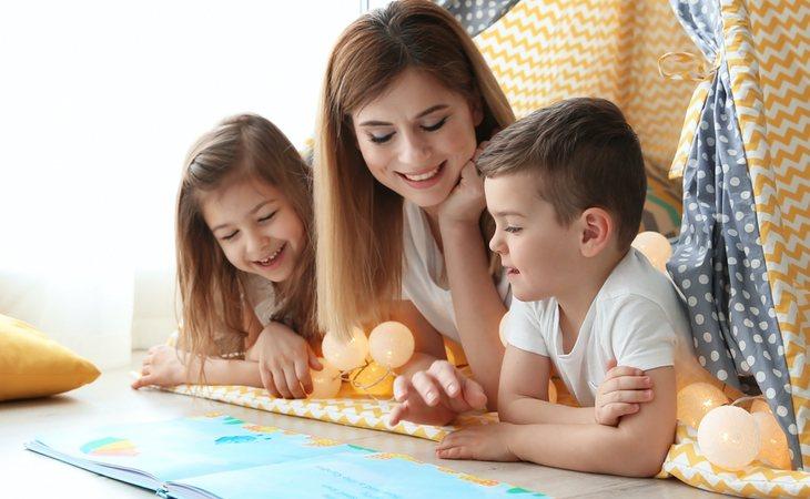 El cuidado de los hijos sigue recayendo principalmente en las mujeres
