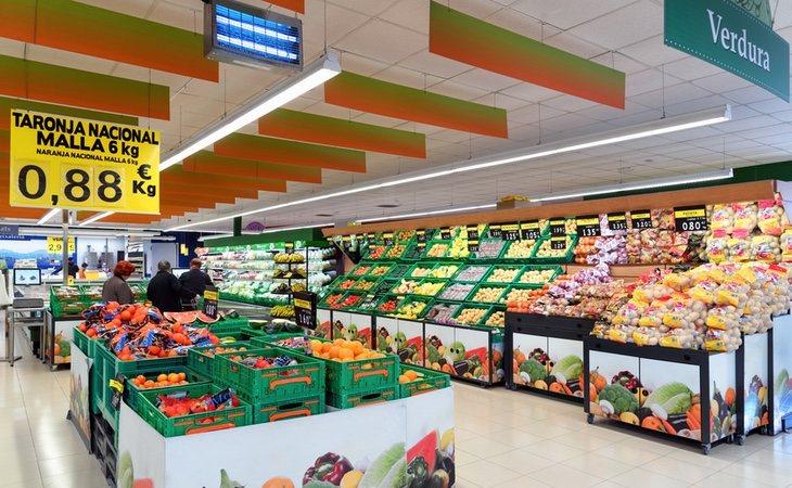 La fruta y la verdura son productos en los que podemos ahorrar una cantidad considerable de dinero
