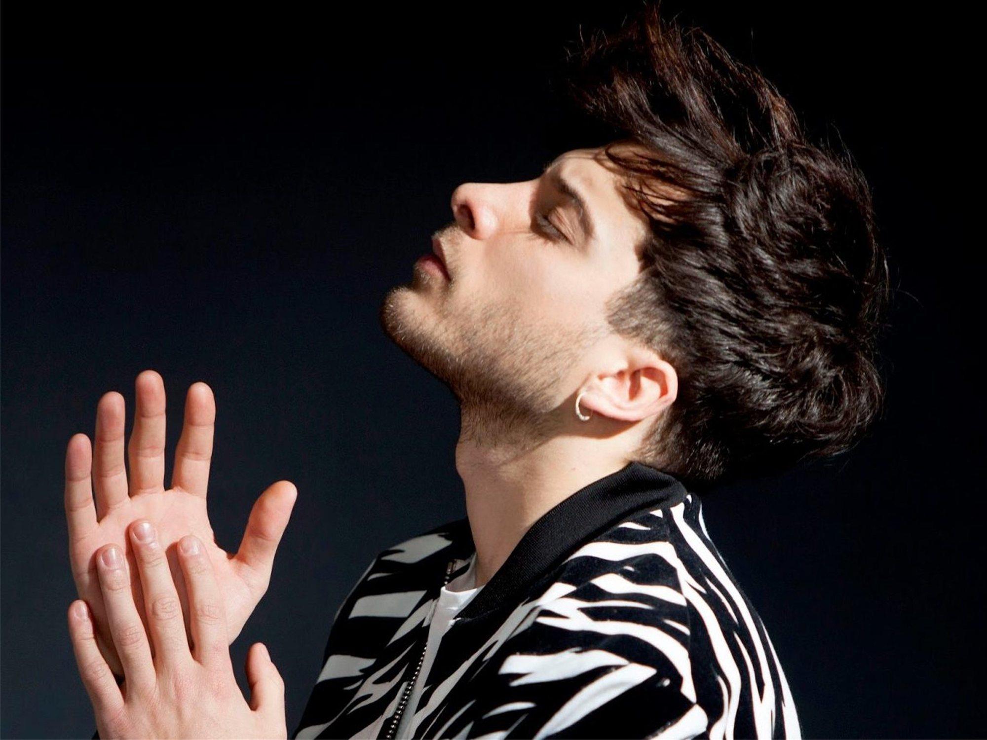 'Universo', título de la canción de Blas Cantó para Eurovisión 2020