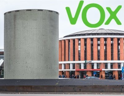 """VOX pide retirar el monumento de homenaje a las víctimas del 11-M por """"falta de dignidad"""""""