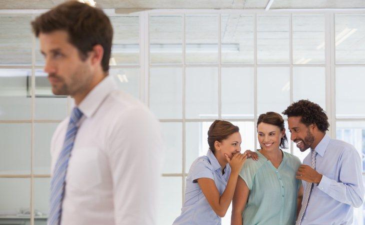 La presión de grupo puede ser determinante en un caso de mobbing