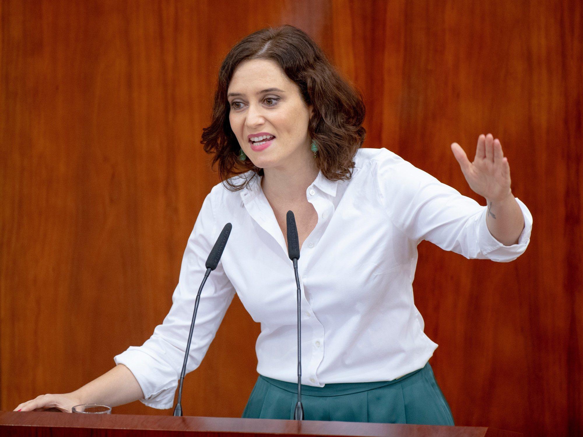 Inseguridades, ignorancia, impulsividad... así hablan en el PP sobre Isabel Díaz Ayuso