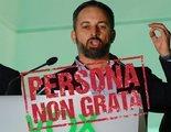 El Parlamento de La Rioja plantea declarar persona non grata a Santiago Abascal