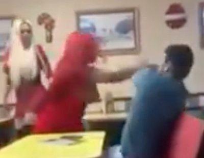Dos mujeres transexuales se defienden de un tránsfobo que las acosaba a golpe de tacón