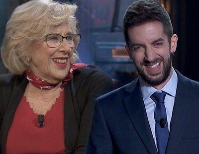 Manuela Carmena en 'La Resistencia': el sexo en la tercera edad y mensaje a Álvarez de Toledo