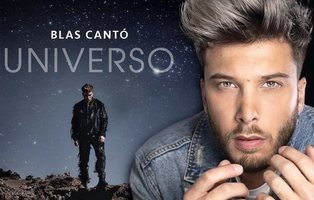 Blas Cantó pone fecha a la publicación de 'Universo', su tema para Euriovisión 2020 y enseña la portada
