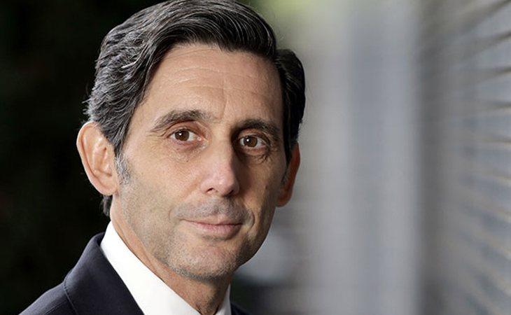 José María Álvarez-Pallete, CEO de Telefónica, ha sido calificado como el mejor CEO español de 2020
