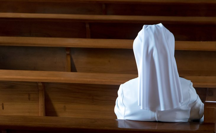 La iglesia también ha empezado a dar cuenta de abusos sexuales entre las propias monjas