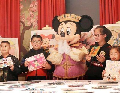 En el Año Nuevo Chino 2020, Disney se prepara para hacer caja