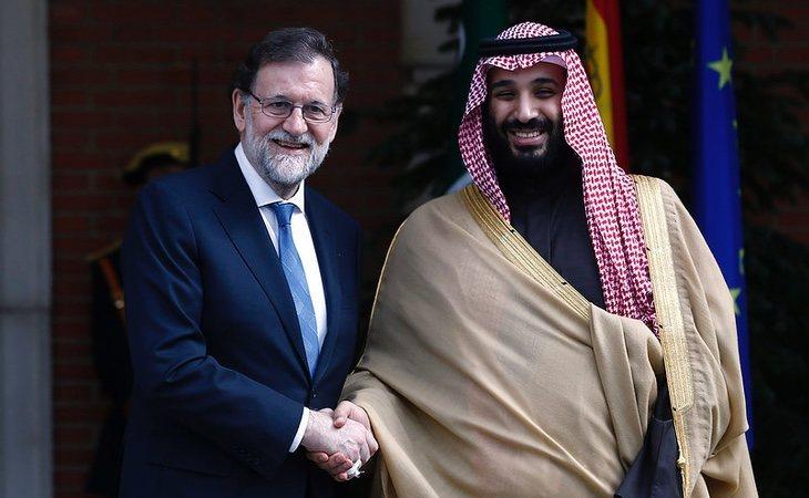 Rajoy ha mantenido buenas relaciones con la monarquía saudí