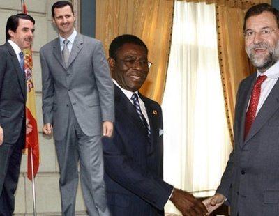 Todas las dictaduras que los gobiernos del PP han tratado con honores de Estado