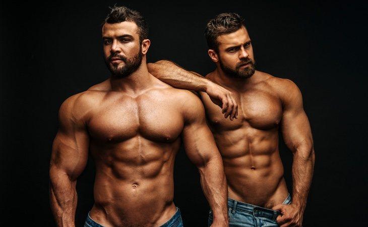 A pesar del alto número de hombres que tienen fantasías sexuales con otros hombres, tan solo un 25% de ellos considerarían llevarlas a la realidad