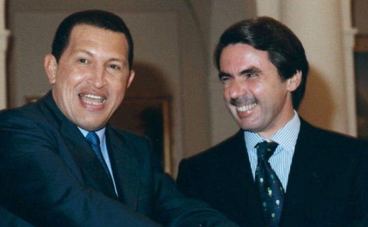 Hugo Chávez llegó a afirmar que se sentía