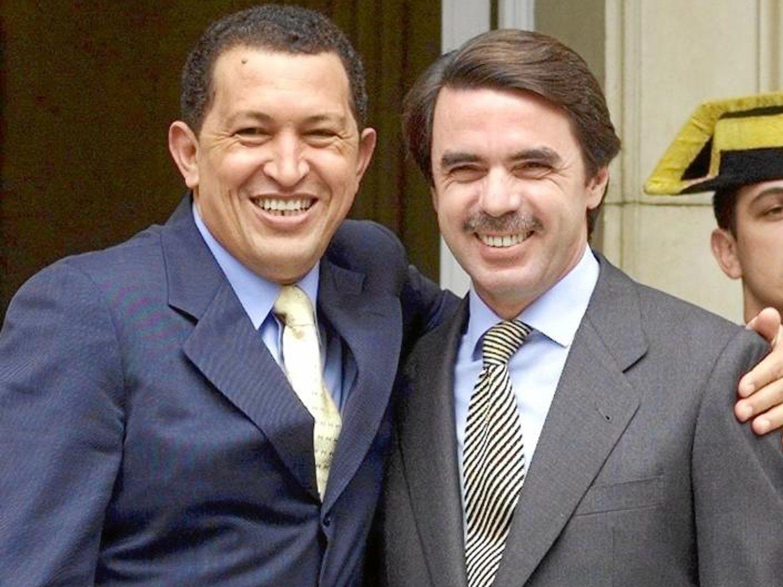 Rajoy y Aznar vendieron armas, buques de guerra y aviones militares a Maduro y Hugo Chávez
