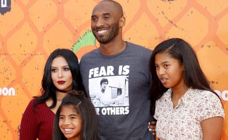 Kobe Bryant viaja en el helicóptero con su hija de 13 años