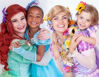 'Los niños también pueden ser princesas': un proyecto tan bonito como necesario