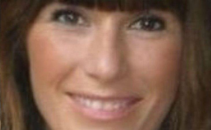 Ana Belén Sánchez Cenador, primera esposa de Santiago Abascal