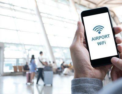 Este app te chiva cual es la contraseña del WiFi de los aeropuertos del mundo