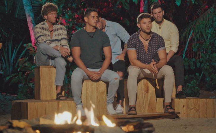 Los chicos protagonistas de 'La isla de las tentaciones'