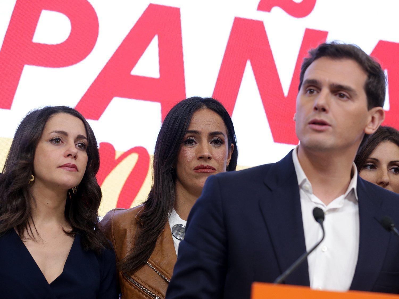 El ocaso de Cs: el partido se abre por primera vez a la OPA del PP en Euskadi y Cataluña