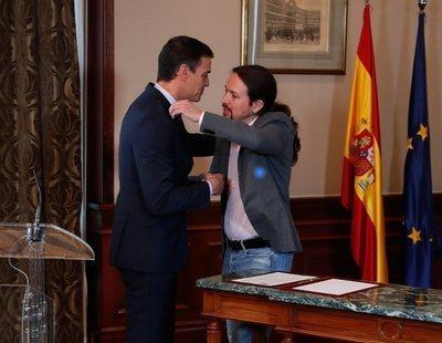 El PSOE vuelve a subir y el auge de Podemos deja a VOX como cuarta fuerza, según el CIS