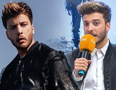 "Blas Cantó sobre 'Universo', su tema para Eurovisión 2020: ""Liberarse a través del perdón"""