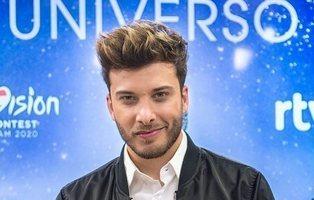 """Blas Cantó: """"He estado preparándome toda la vida para algo tan grande como Eurovisión"""""""