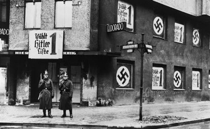 ... Y fue clausurado en cuanto el nazismo llegó al poder y empezó a represaliar a las personas homosexuales