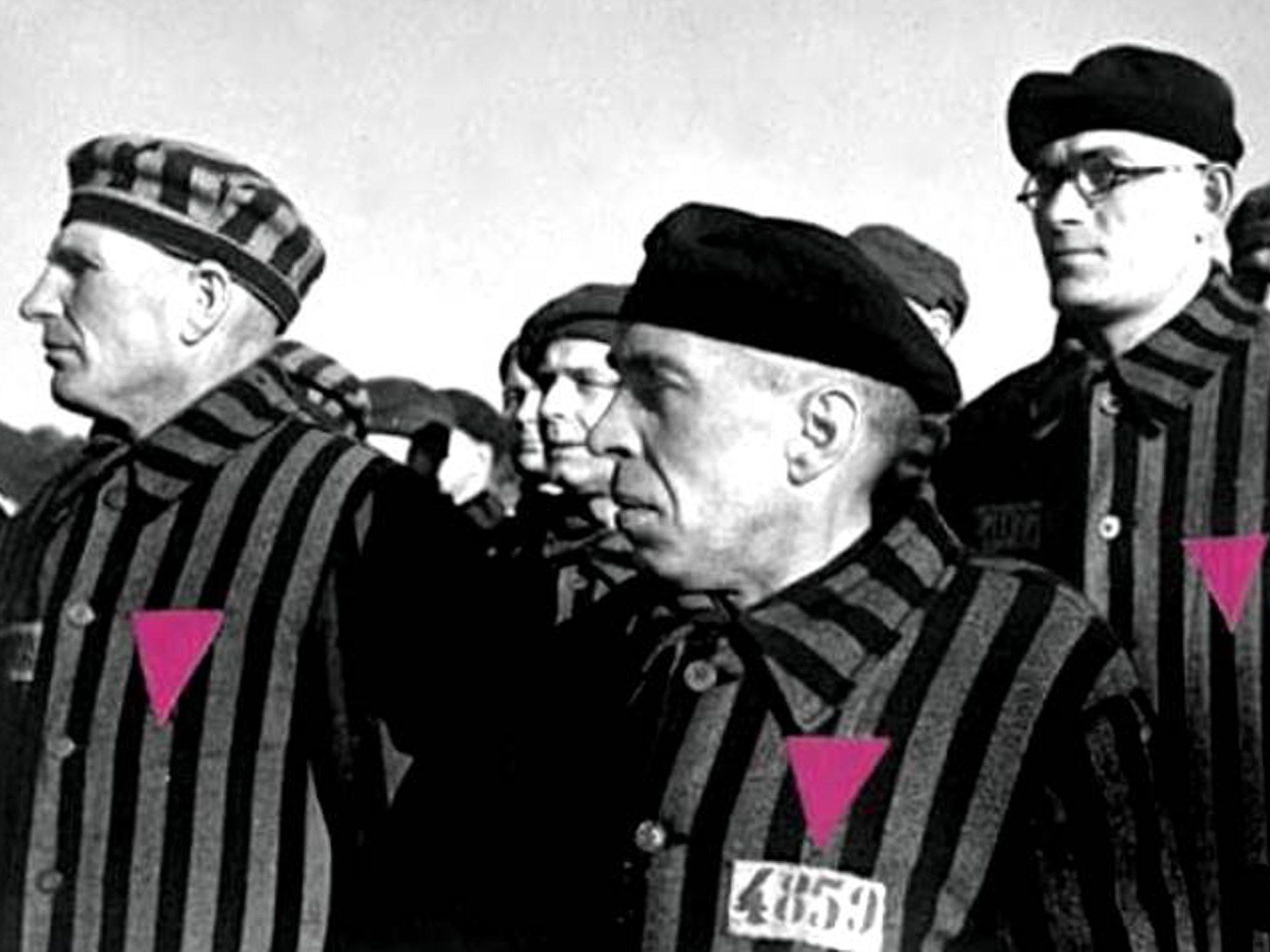 La realidad que VOX niega: más de 100.000 homosexuales fueron represaliados  por el nazismo - Los Replicantes