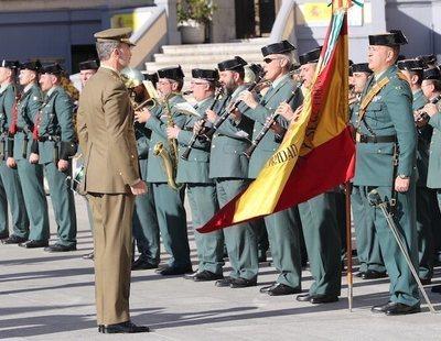 La Guardia Civil denuncia las pésimas condiciones laborales en la Casa Real