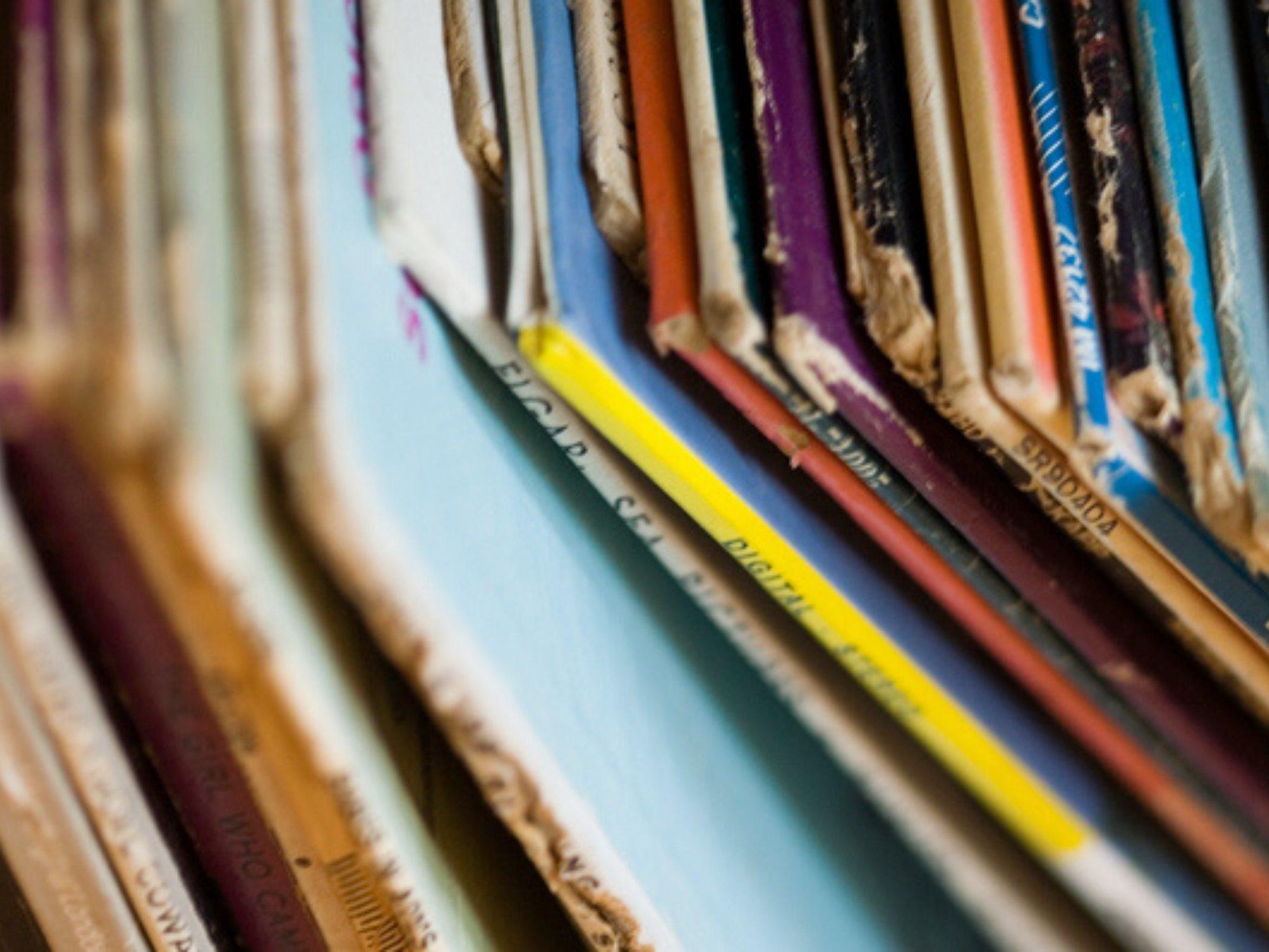 El vinilo supera en ventas al CD por primera vez en treinta años