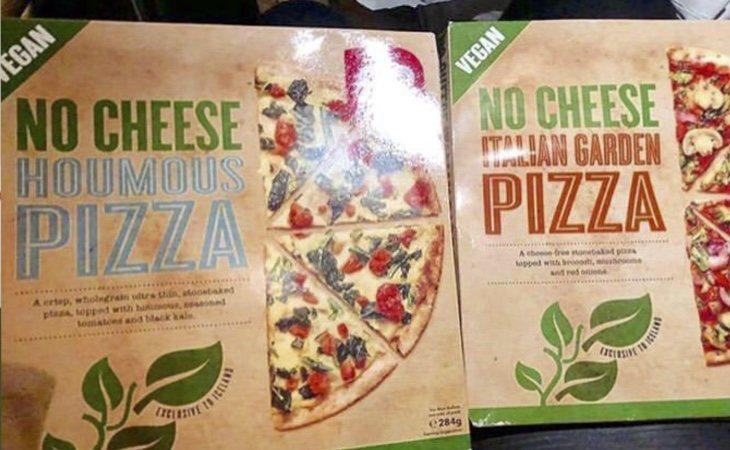Los análisis han encontrado presencia de queso en los productos