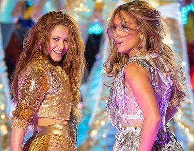 El halftime show de la Super Bowl de Jennifer López y Shakira: los mensajes políticos y los mejores memes