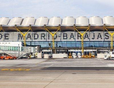 El aeropuerto de Madrid-Barajas se ve obligado a cerrar durante hora y media por presencia de drones