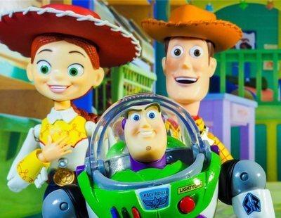 Recrean la película de 'Toy Story 3' con juguetes reales