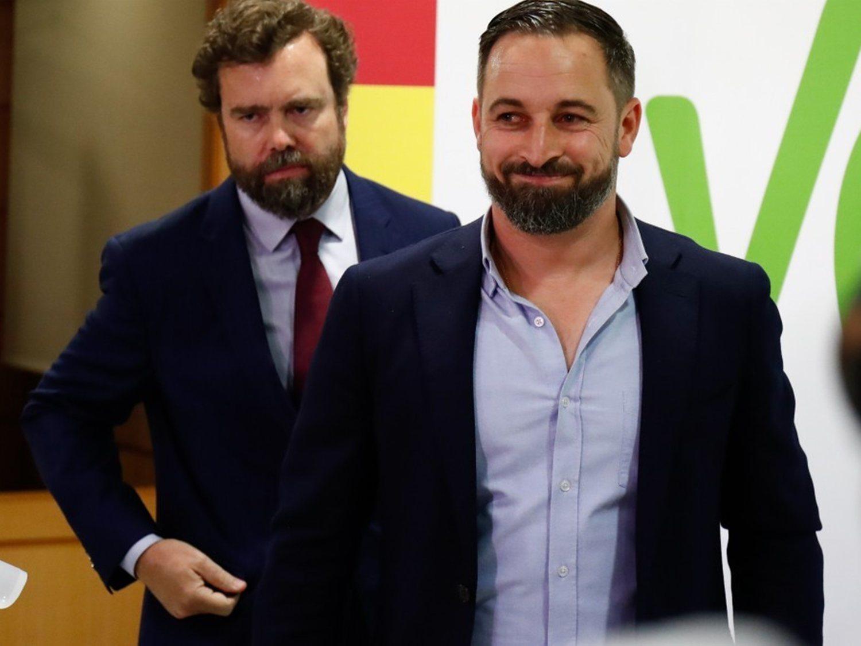 Santiago Abascal e Iván Espinosa de los Monteros, a juicio por delito de odio