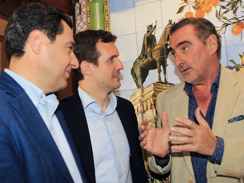 La Junta de Andalucía se gastará 700 euros por minuto en el programa de Carlos Herrera