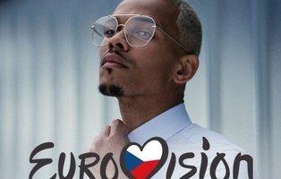 El rapero Benny Cristo, representante de República Checa en Eurovisión 2020