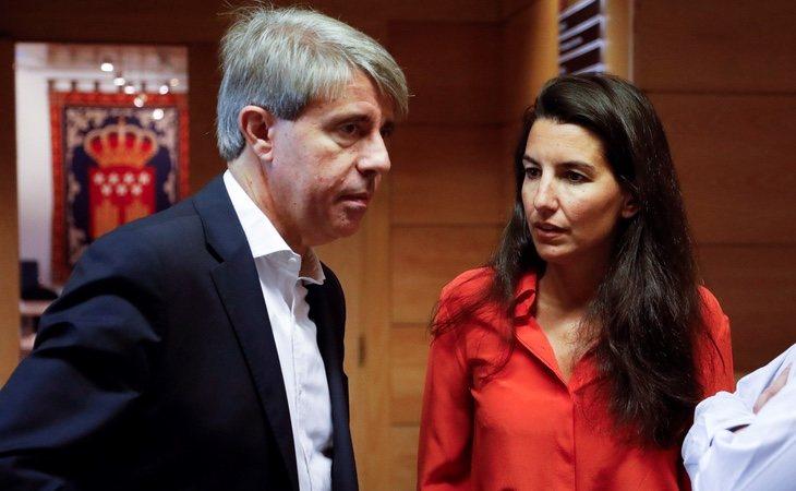 Garrido se ha mostrado muy crítico con VOX, a pesar de que el gobierno del que forma parte depende de ellos