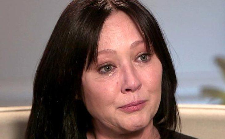 Shannen Doherty ha revelado que vuelve a padecer cáncer