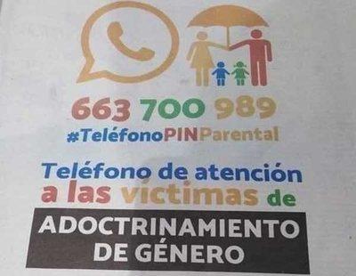 """Hazte Oír lanza un teléfono del veto parental para denunciar el """"adoctrinamiento"""" y recibe un épico troleo"""