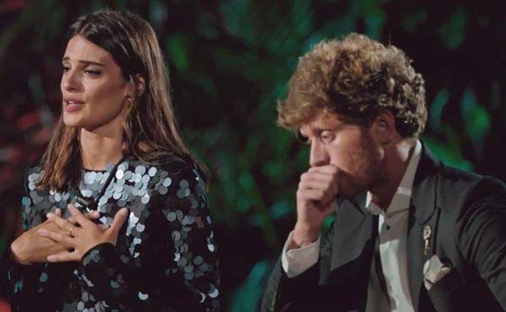 Susana dejó a Gonzalo en la hoguera final de 'La isla de las tentaciones'