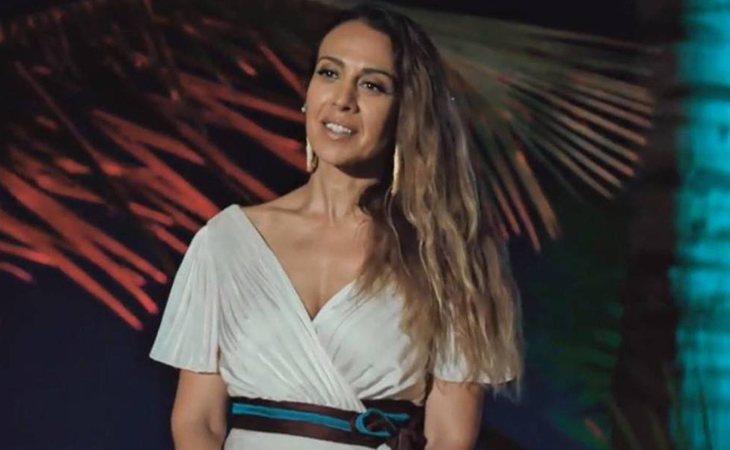 Monica Naranjo en 'La isla de las tentaciones'