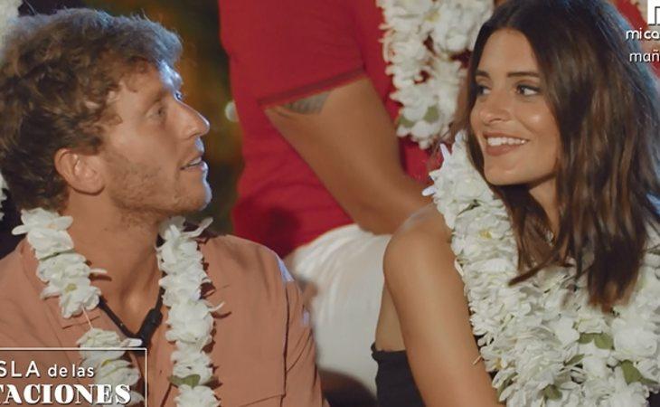 Gonzalo y Susana, el menos y la más elegida por las tentaciones en 'La isla de las tentaciones'