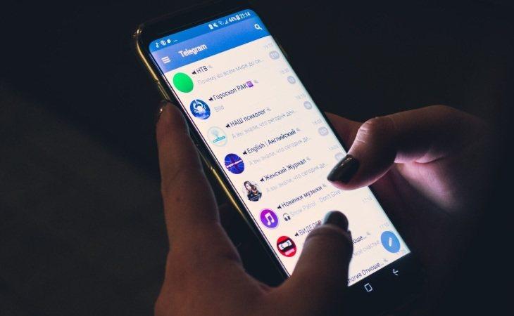 Telegram cuenta con un gran sistema de bots