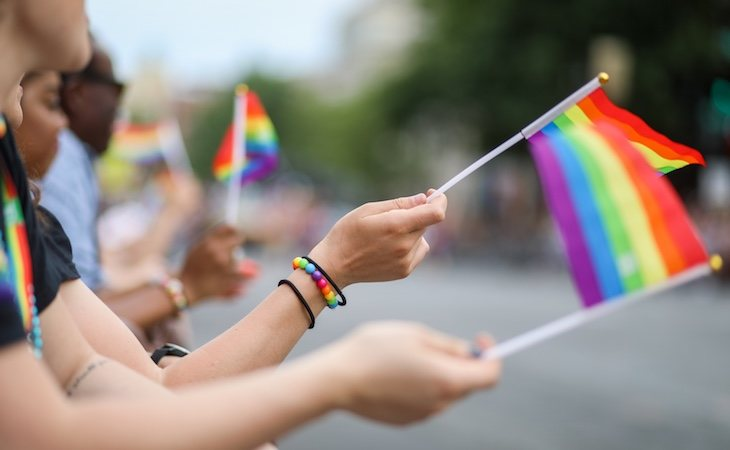 Pete se convertiría en el primer presidente homosexual de EEUU