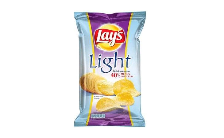 Patatas Lay's Light