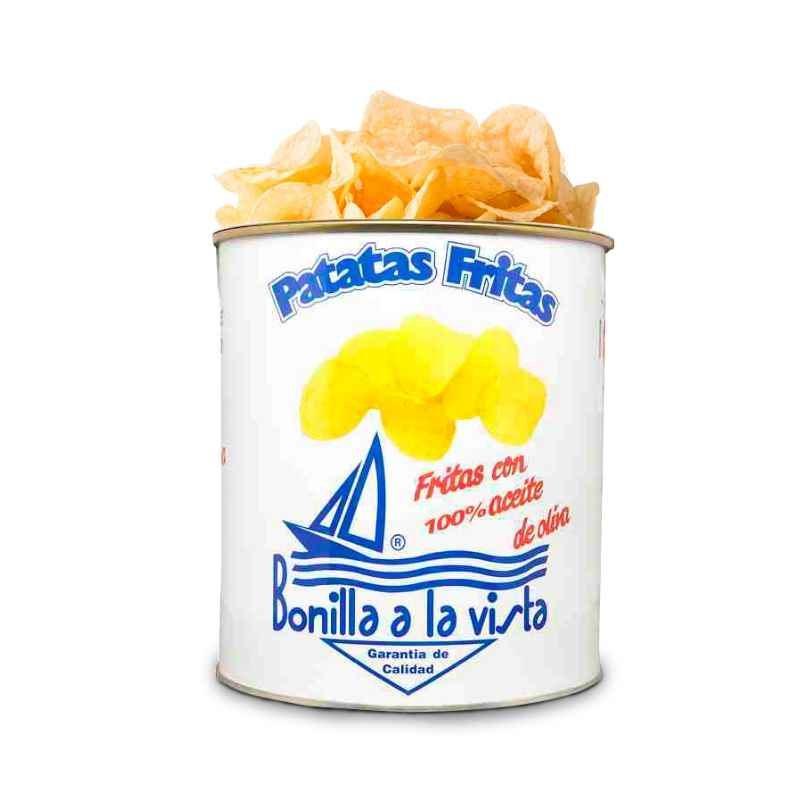 Patatas Bonilla en lata