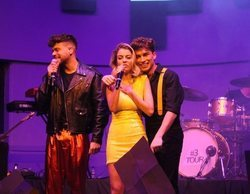 Nerea Rodríguez, Raoul Vázquez y Ricky Merino se despiden del #3Tour a lo grande