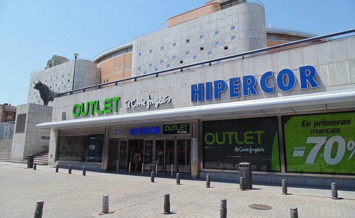 El Hipercor de Vistalegre es uno de los primeros centros en afrontar el cierre